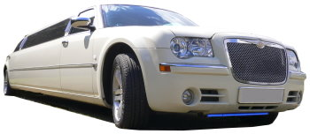 Limousine hire in Canvey Island. Hire a American stretched limo from Cars for Stars (Southend)