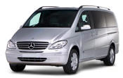 Chauffeur driven Mercedes Viano people carrier - Up to 7 passengers in comfort, from Cars for Stars (Southend)